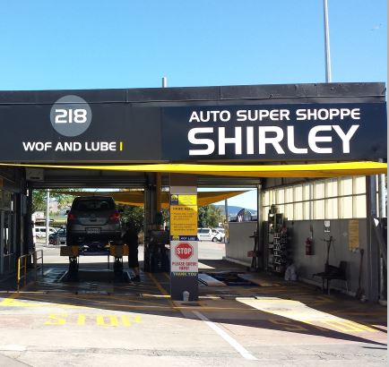 Wof Mechanics In Christchurch Auto Super Shoppe Shirley