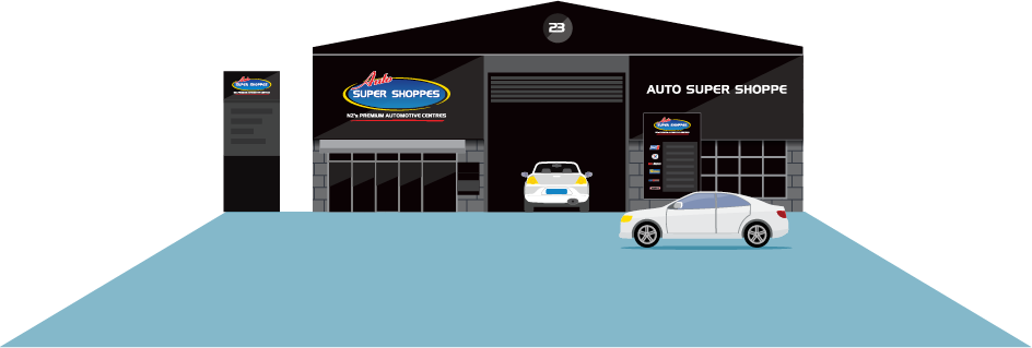Auto Super Shoppes Garage